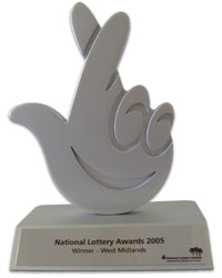 The National Lottery Awards 2005