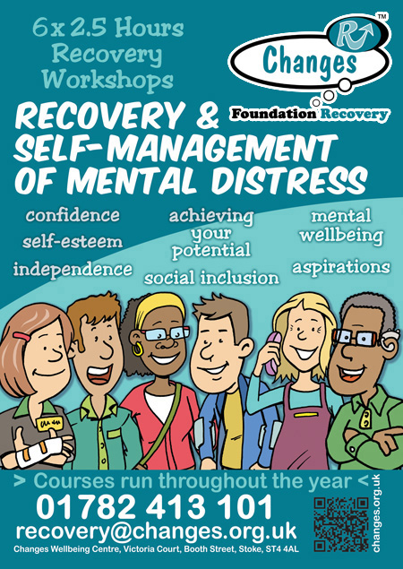Recovery from Mental Distress