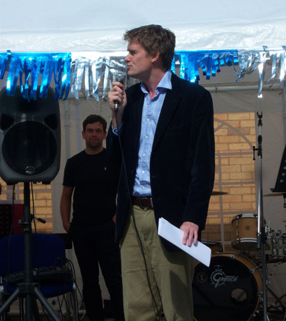 Tristram Hunt HP Changes Launch Day