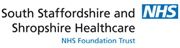 NHS South Staffs & Shropshire Healthcare logo